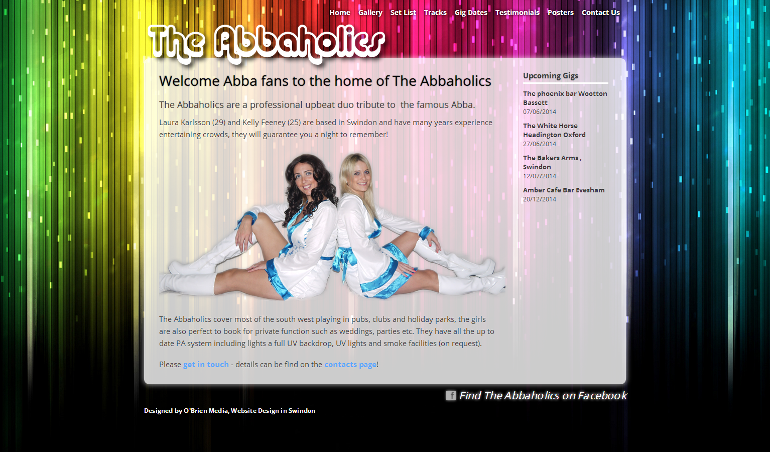 new-website-for-the-abbaholics-abba-tribute-band.png