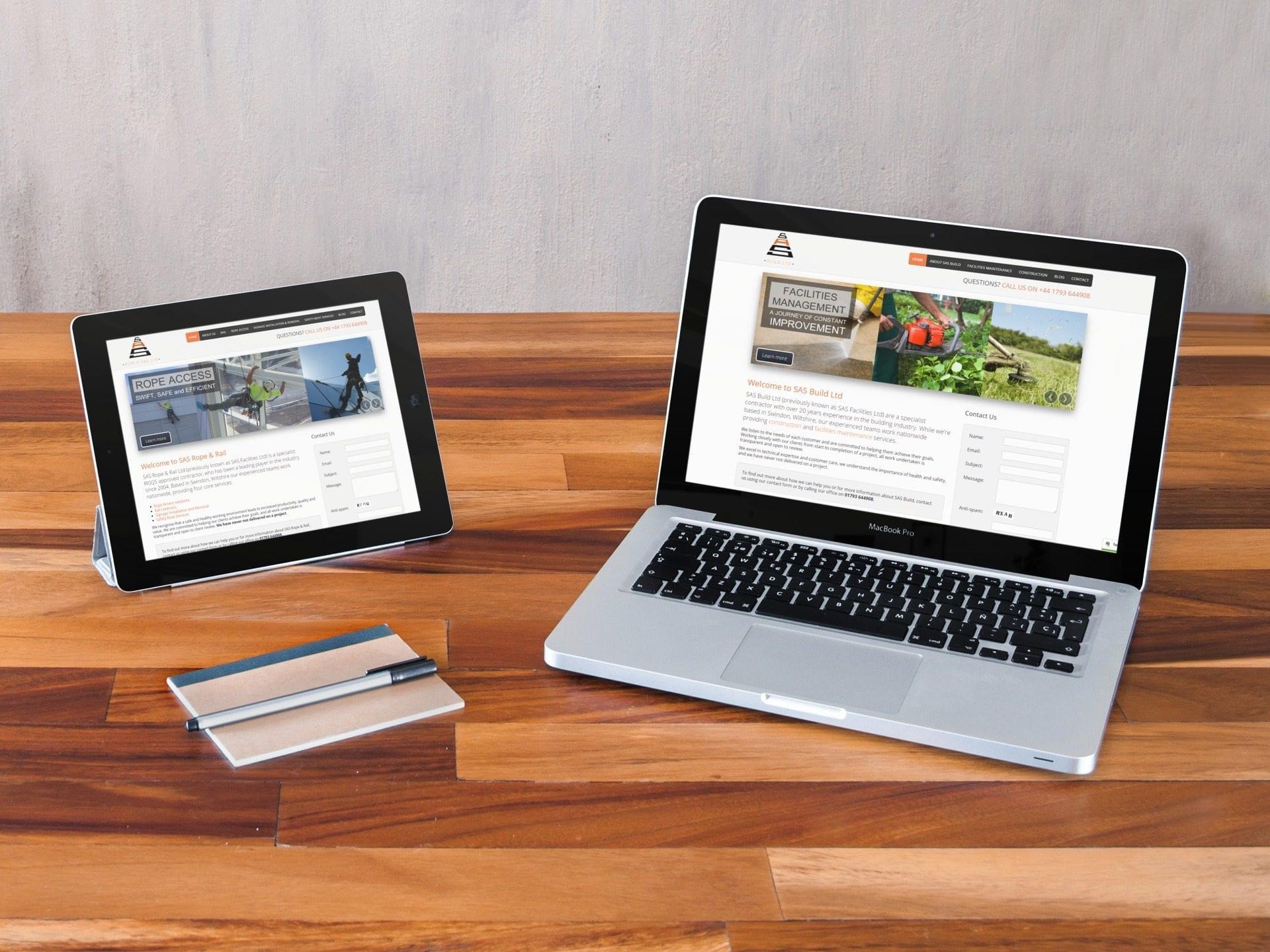 Wordpress redesign for SAS Rope & Rail and SAS Build.jpg