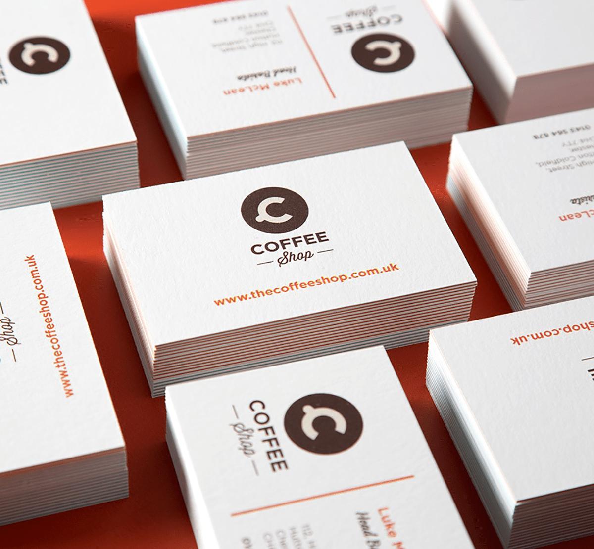 Print spotlight: Why do business cards work? • O\'Brien Media Ltd