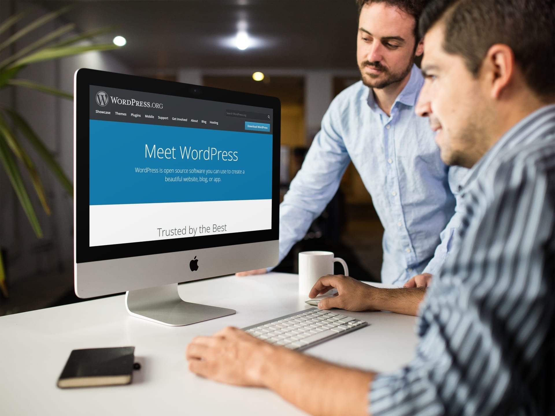 WordPress powers over 25% of the web. Here's why WordPress is right for you.
