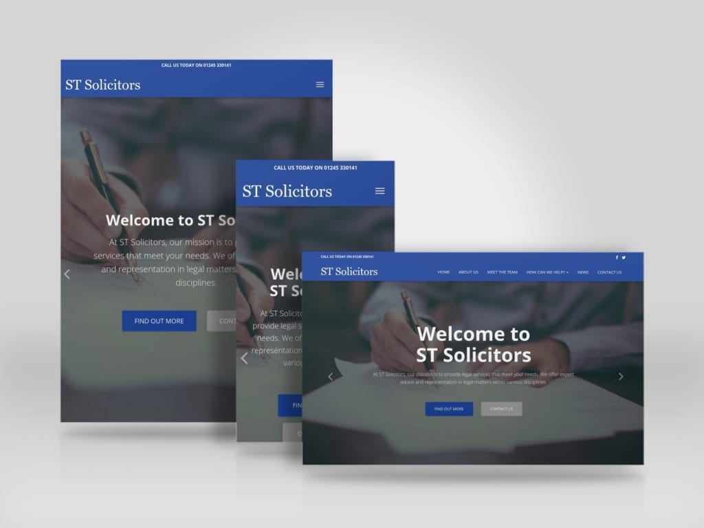 Responsive WordPress website for ST Solicitors.jpg