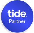 Tide partner logo
